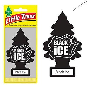 Little Trees Black Ice