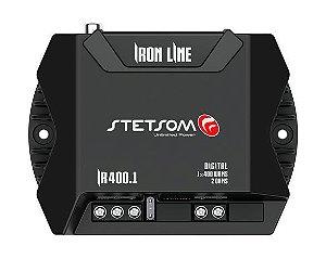Módulo amplificador Stetsom IR 400.1 (2 Ohms)