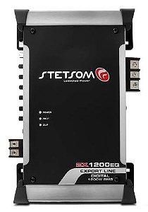 Módulo Amplificador Stetsom EX 1200 EQ (1 Ohm)