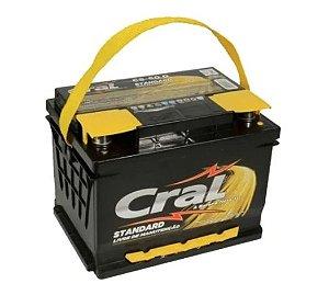 Bateria Cral Selada 60Ah CS-50 D