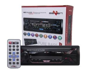MP3 Player Bluetooth USB Seven