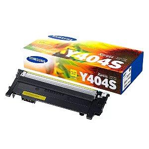 Cartucho toner p/Samsung amarelo CLT-Y404S 4HZ04A Samsung CX 1 UN