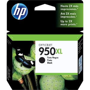 Cartucho HP 950XL preto Original (CN045AB) Para HP Officejet Pro 8600
