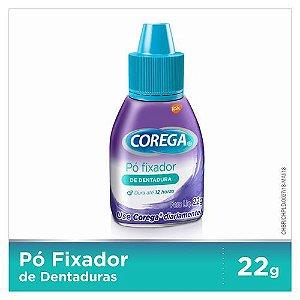 COREGA PO FIXADOR DENTADURA 22G