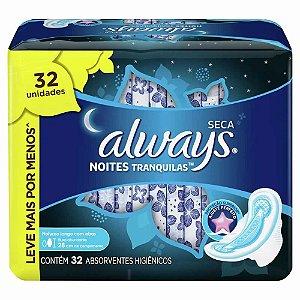 ABS ALWAYS BASICO C/ABAS 32UN NOTURNO