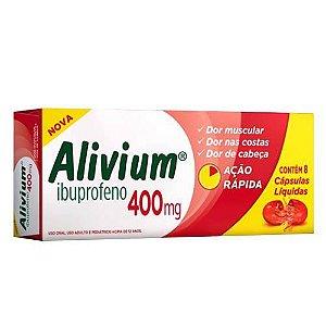 ALIVIUM  400MG X 8CAP