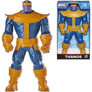 Boneco Thanos Titã Marvel Brinquedo Infantil Criança Divertido Super- Heróis Hasbro