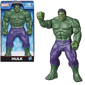 Boneco Incrível Hulk Vingadores Marvel Para Crianças Infantil Divertido Hasbro