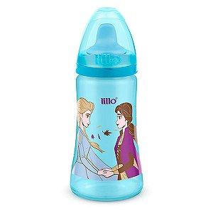 Copo Colors com Bebedor Macio 300ml Disney Baby Lillo Frozen Elsa e Ana