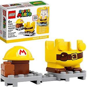 LEGO Super Mario - Pacote Powe Up Mario Construtor 10 peças Para +6 Anos 71373