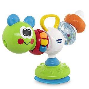 Brinquedo Infantil Bebê Musical Chocalho 6 A 36 Meses Phil Lagarta Chicco