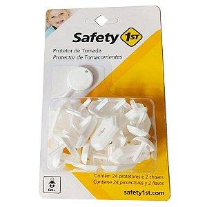 Protetor de Tomada Anti-Criança 24 Unidades - Safety 1st