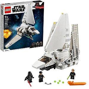 Lego Star Wars Imperial Shuttle com 660pçs +9 Anos