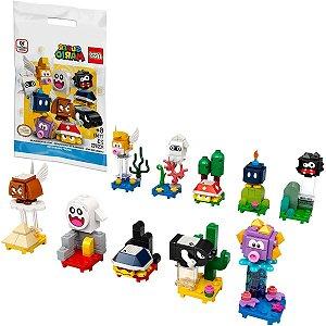 LEGO Super Mario Pacote de Personagens 23 Peças Recomendado Crianças +6 Anos - 6288912