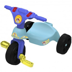 Triciclo Infantil Criança 12 Meses a 23 Kg Sem Empurrador Fox Racer Xalingo