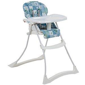 Cadeira de Refeição Alimentação Bebê 0 Até 15 Kg Papa e Soneca Burigotto