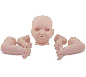 Kit Reborn Boneca Mirelle Sid Nyl 1212