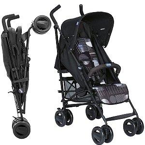 Carrinho de Bebê para Passeio Reclinável London Up Matrix De Recém Nascido a 15kg - Chicco