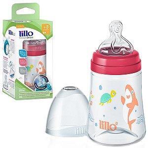 Mamadeira de Bebê Anticólica Design Smart Lilllo