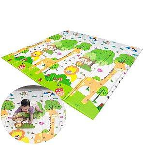 Tapete Infantil Bebê Dobravel A Prova D'Agua Impermeavel Macio Nap N.Play Multikids Baby BB1052