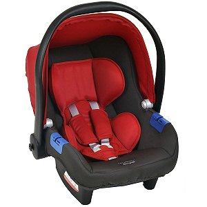 Bebê Conforto Burigotto Touring X De Recém Nascido até 13kg Vermelho