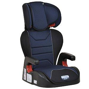 Cadeira Para Auto Reclinável 15 A 36 Kg Ajustavel Cadeirinha Bebê Infantil Protege Burigotto Mesclado Azul