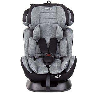 Cadeirinha Auto Bebê Criança 0 Até 36Kg Bebê Conforto Legacy Voyage Cinza Mescla