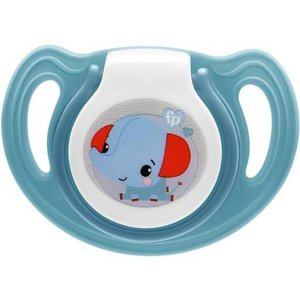 Chupeta Para Bebê Com Estojo Esterilizado 6-18 Meses Tam 2 Soft Fisher Price Azul