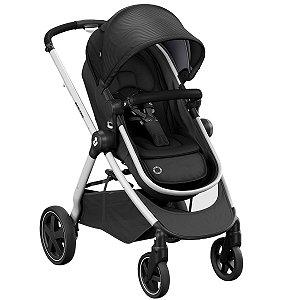 Carrinho de Bebê Anna² Maxi Cosi Até 15kg Passeio Essential Black