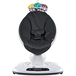 Cadeira de Descanso Bebê Com Musicas 5 Velocidades 5 Movimentos Nascimento Até 12Kg Bluetooth MamaRoo 4.0 Moms