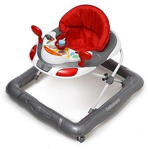 Andador Infantil Para Bebê Regulável Galzerano Magic 4065cz
