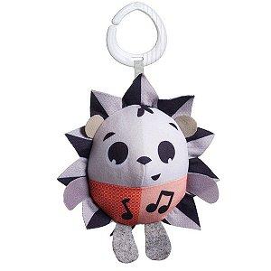 Brinquedo de Pelúcia Bebê Musical Interativo Mordedor Infantil Criança Pendura Carrinho Bebê Conforto Berço A partir do