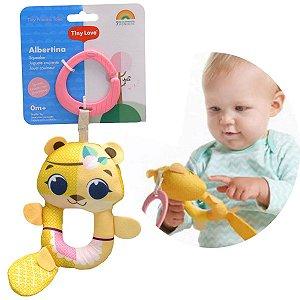 Brinquedo de Bebê Infantil Pendura Berço Carrinho Bebê Conforto Criança Macio A partir Do Nascimento Sons Squeaker Alber