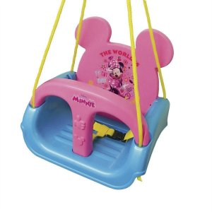 Balanço Infantil Minnie 3 em 1 Disney 19809