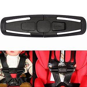 Trava Para Cinto de Segurança Clip Bebê Auto Carro Infantil Kababy