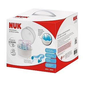 Esterilizador de Mamadeiras de Microondas NUK