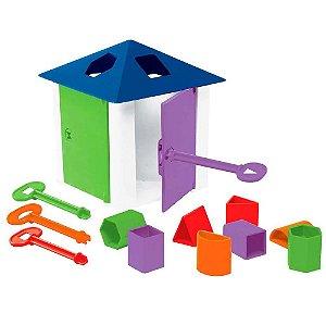 Casa Das Chaves Para Criança Estrela Baby Recomendado +12 Meses
