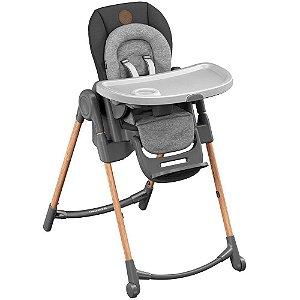 Cadeira de Refeição Infantil Bebê De 0 a 30 Kg Alimentação Criança Minla Essential Graphite - Maxi-Cosi