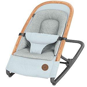 Cadeira de Descanso Para Bebê Reclinavel Balança Bouncer Até 9 Kg Kori Maxi-Cosi Essential Grey
