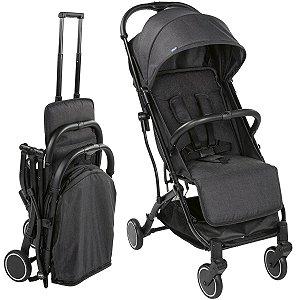 Carrinho de Bebê Reclinável Trolley Me Stone De Recém Nascido até 15kg - Chicco