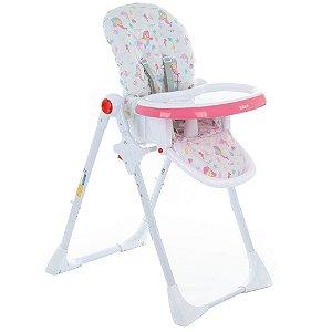 Cadeira de Refeição Infantil Appetito Sereias Desmontável Até 23 Kg - Infanti