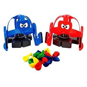 Brinquedo Jogo Ballon Bots Para Crianças - Polibrinq