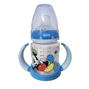Copo de Treinamento Infantil Bebê Acima dos 6 Meses 150ml Nuk Disney By Britto Boy