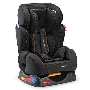 Cadeira de Bebê Para Auto Fisher Price 0 até 25 Kg Preta BB576