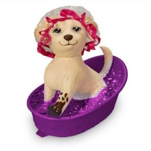 Boneco Pet Da Barbie Com Sujeira Na Pata +3 Anos - Mattel Pupee