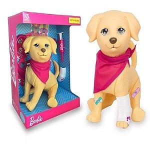 Boneco Pet Veterinario Da Barbie +3 Anos - Mattel Pupee