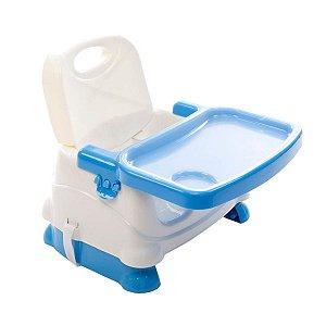 Cadeira De Refeição Bebê Fun Voyage Azul