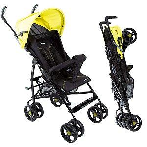 Carrinho de Bebê Passeio 0 Até 15 KgUmbrella Spin Neo Infanti Yellow Sun