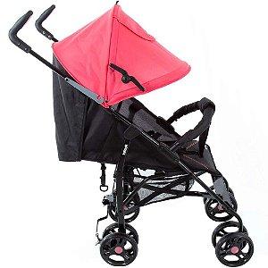 Carrinho de Bebê Umbrella Spin Neo Pink Candy Suporta Até 15Kg - Infanti