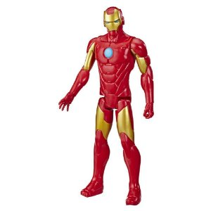 Os Vingadores Titan Hero Blast Gear Homem De Ferro